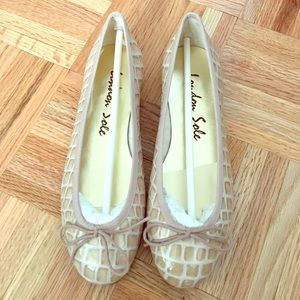 London Sole Henrietta ballet flats size 39